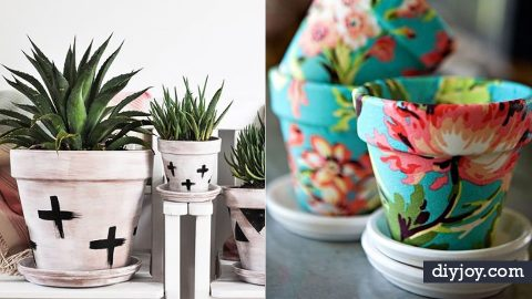 Clay Pot Crafts – 75 Super Creative Ideas For Clay Pots | DIY Joy Projects and Crafts Ideas
