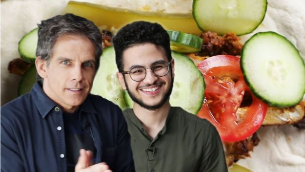 Celebrity Inspired Recipes - Ben Stiller's Chicken Shawarma - Healthy Dinners, Pies, Sweets and Desserts, Cooking for Families and Holidays - Crock Pot Treats