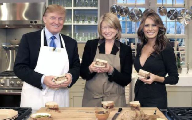 Celebrity Inspired Recipes - Meatloaf, Donald Trumps' Favorite Sandwich - Healthy Dinners, Pies, Sweets and Desserts, Cooking for Families and Holidays - Crock Pot Treats