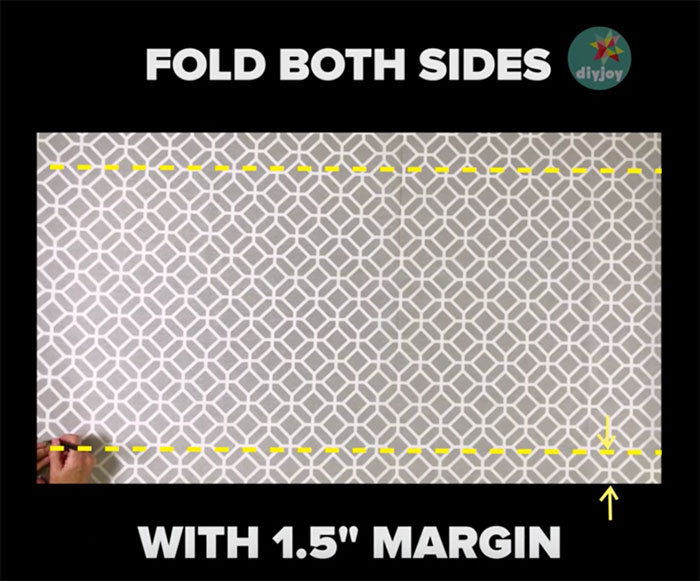 Video Tutorial Homemade Window Shades With Custom Fabric DIY- Cheap Home Decor Ideas - No Sew Roman Shade Made From Mini Blinds