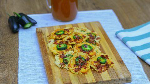 Jalapeno Popper Crisps Recipe | DIY Joy Projects and Crafts Ideas