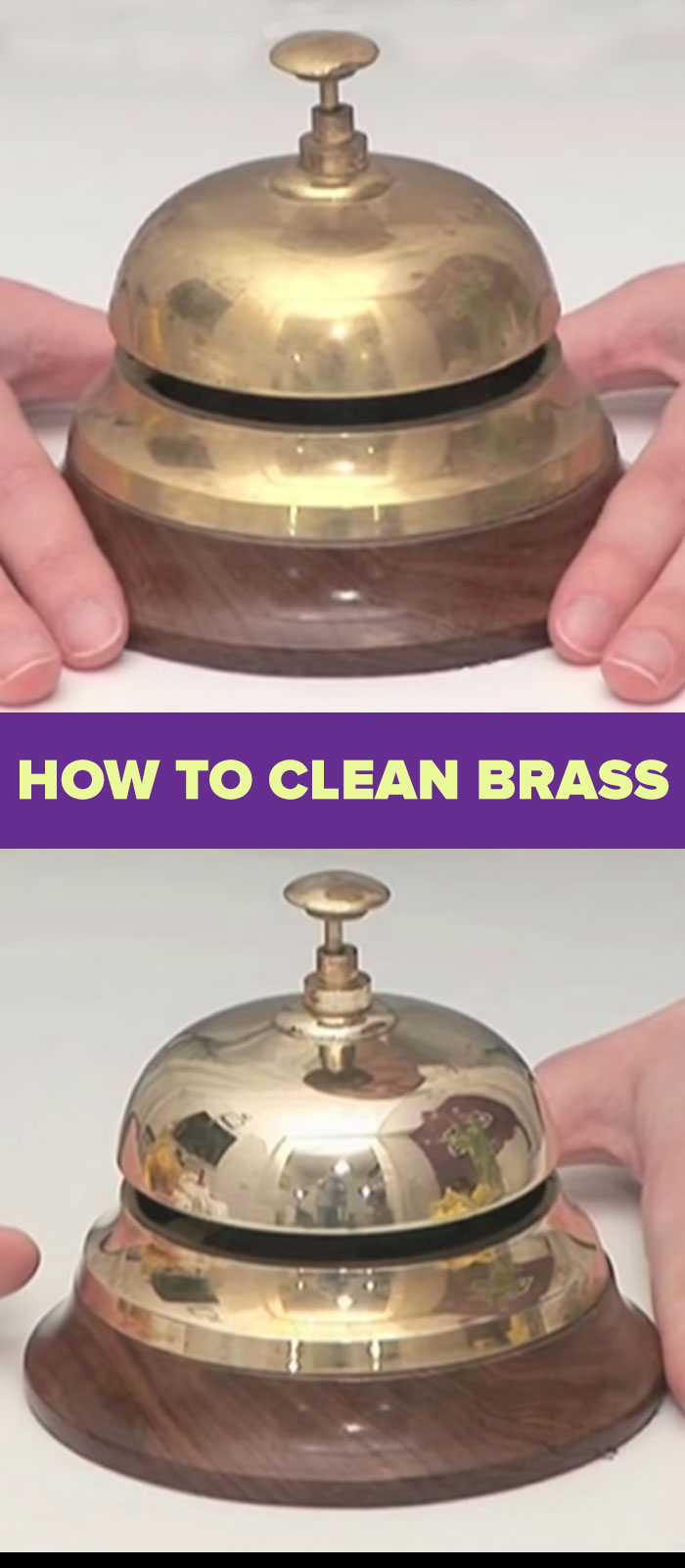 How to Clean Brass At Home - Ingredients for Homemade Brass Cleaning Recipe