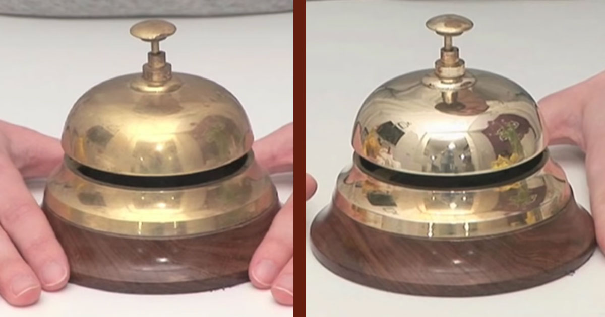 How To Clean Brass At Home