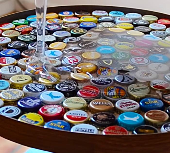 Beer Cap Table 7