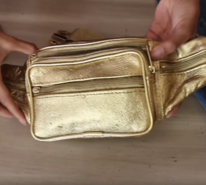 Fanny Pack Gold 4
