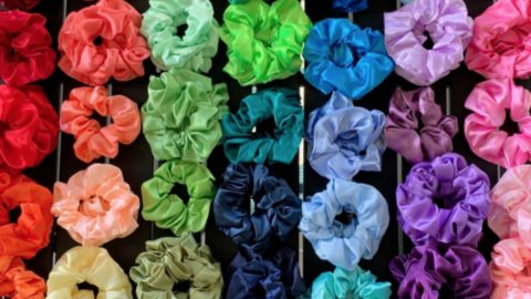 4 Ways To Make A Scrunchie | DIY Joy Projects and Crafts Ideas