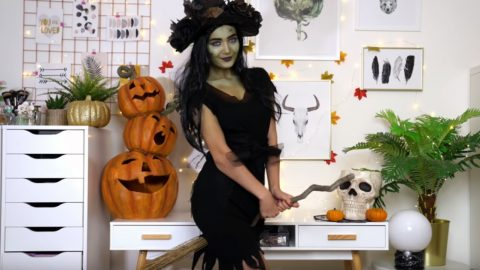 3 Last Minute Halloween Costumes | DIY Joy Projects and Crafts Ideas