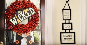 3 Dollar Tree Halloween Decor Hacks