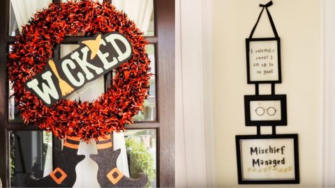 3 Dollar Tree Halloween Decor Hacks | DIY Joy Projects and Crafts Ideas