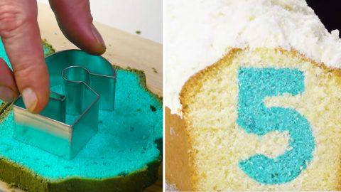 4 Birthday Cake Hacks | DIY Joy Projects and Crafts Ideas