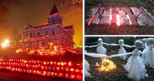 20+ DIY Halloween Decor Ideas
