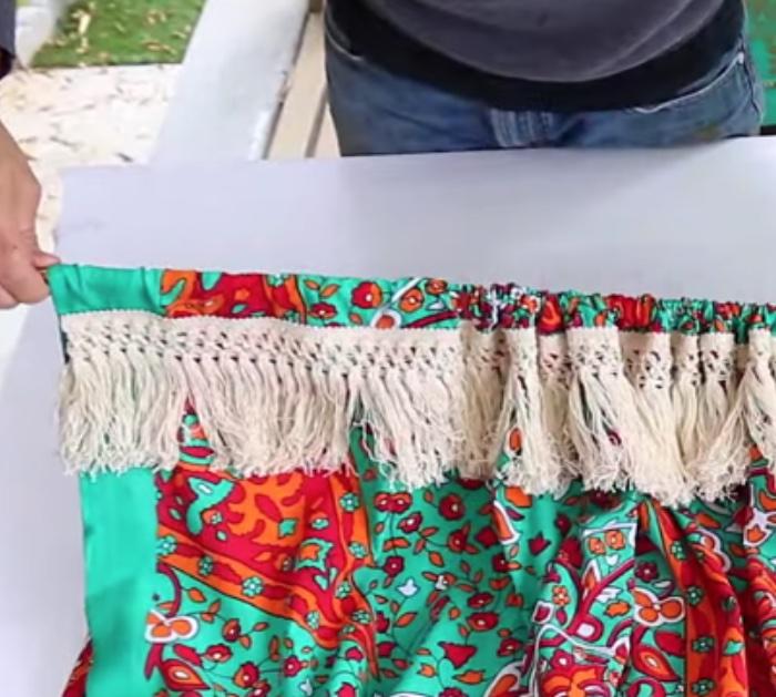 BOHO Curtains 5