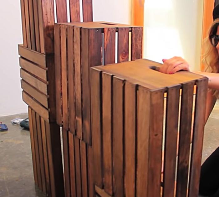 Crate Shelving 4