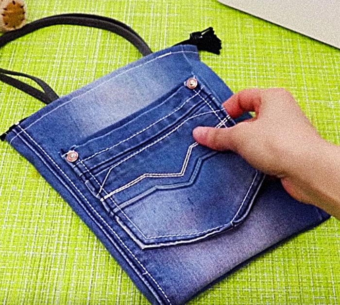 Jean Bag 6