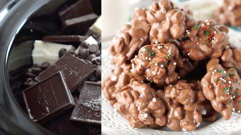 Crockpot Candy Recipe   DIY Joy Projects and Crafts Ideas