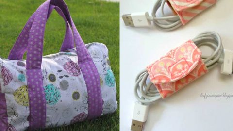 50 DIY Sewing Gift Ideas To Make For Just About Anyone | DIY Joy Projects and Crafts Ideas