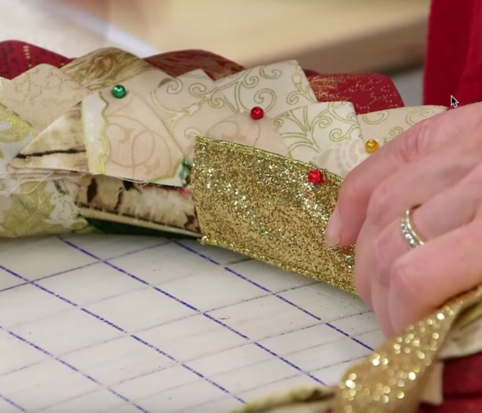 No Sew Project Ideas - DIY Christmas Decorations #christmas #diy
