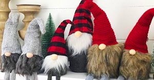 Learn To Make DIY Sock Gnome