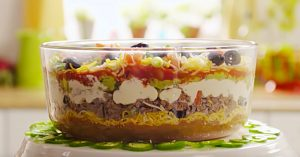 7 Layer Party Dip Recipe