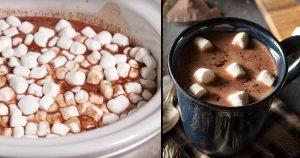 Crockpot Hot Chocolate Recipe