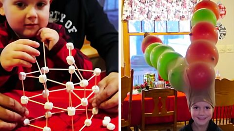 DIY Minute To Win It Games | DIY Joy Projects and Crafts Ideas