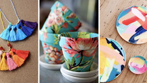39 Creative DIY Gifts to Make for Mom | DIY Joy Projects and Crafts Ideas