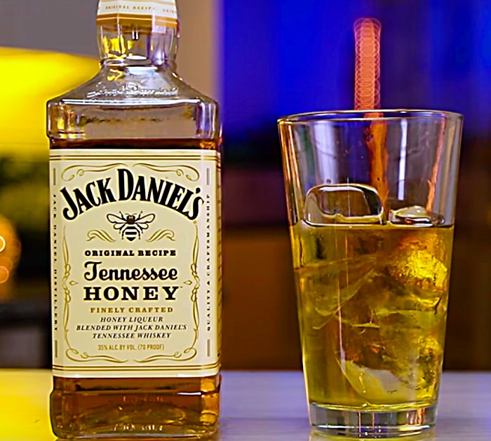 Try making a Hot Lil Honey Shot with Frangelica Liquor and Fireball and Jack Daniels