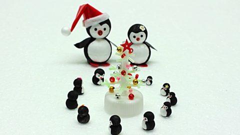 DIY Mini Penguin Family | DIY Joy Projects and Crafts Ideas