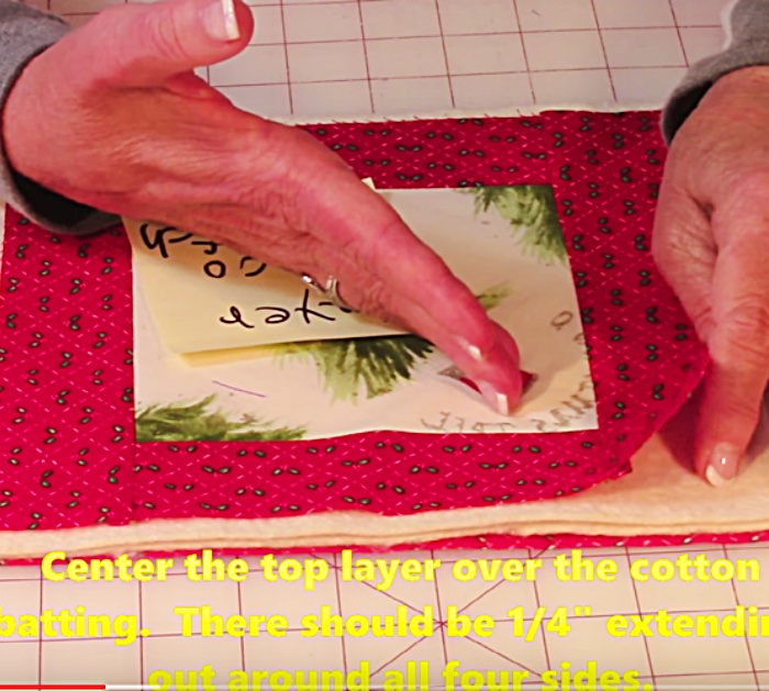 Learn to Make a DIY Beginner's Sewing project potholder