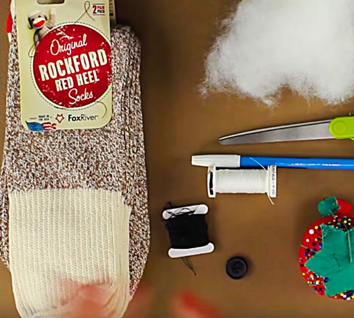 Learn to make a DIY Sock Dachshund Dog