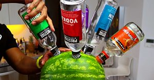 Party Vodka Watermelon