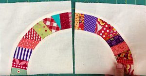 Learn To Sew A Classic Wedding Ring Quilt Block