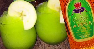 Crown Royal Green Apple Slush Recipe