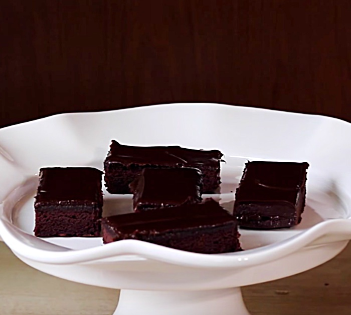 Learn to make a Cherry Dr. Pepper Brownie Sauce Recipe