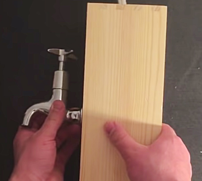 Learn To Make A Cheap Easy DIY Jack Daniels Whiskey Dispenser
