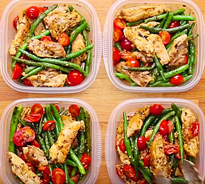 Why not try making these easy quick healthy meal prep recipe ideas