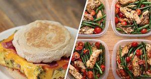 12 Meal Prep Recipe Ideas