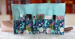 DIY Placemat Bag Organizer Insert