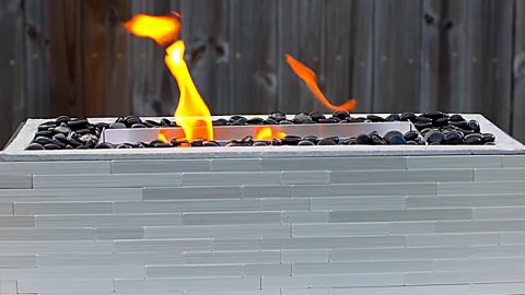 DIY Tabletop Fire Pit   DIY Joy Projects and Crafts Ideas