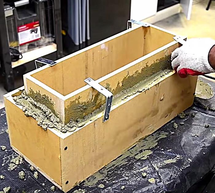 Make a DIY Tabletop Fire Pit