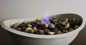 Dollar Tree DIY Tabletop Fire Pit
