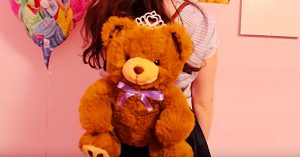 DIY Teddy Bear Backpack