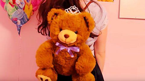 DIY Teddy Bear Backpack | DIY Joy Projects and Crafts Ideas