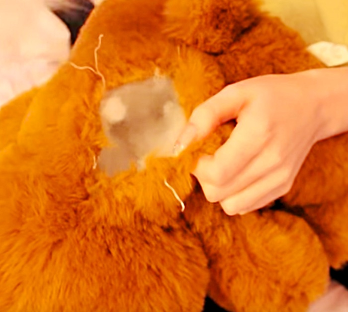 DIY Teddy Bear Backpack cheap Easy and Fun
