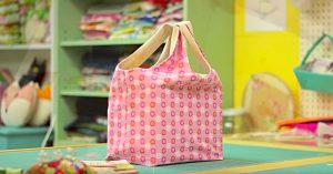Learn To Sew A DIY Canvas Tote Bag