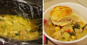 Crockpot Chicken Pot Pie Recipe