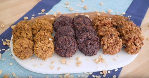 Healthy Pumpkin Pie Breakfast Cookies Recipe