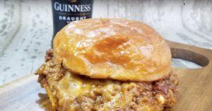 Bacon Beer and Cheese Sloppy Joe Recipe