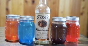 Jolly Rancher Infused Vodka Recipe