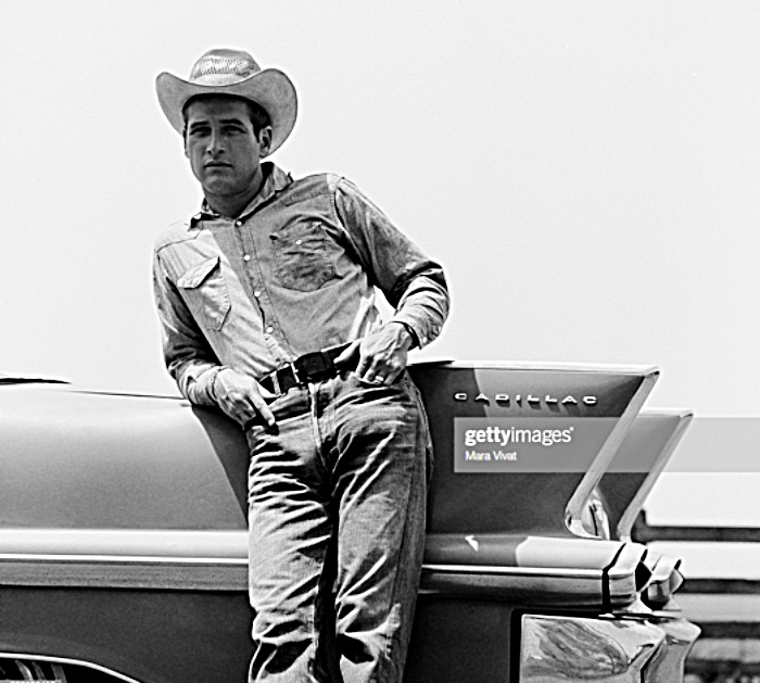 Dress like an icon don't wash your jeans like Paul Newman